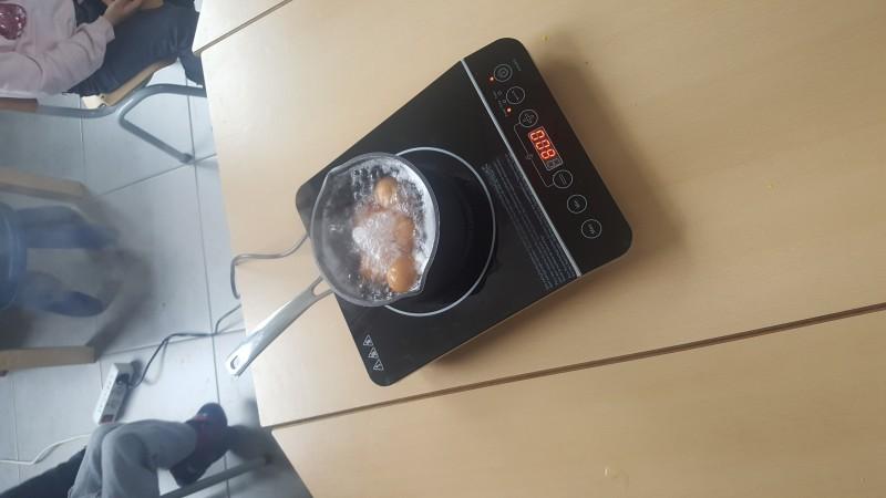 Œufs cuit dur