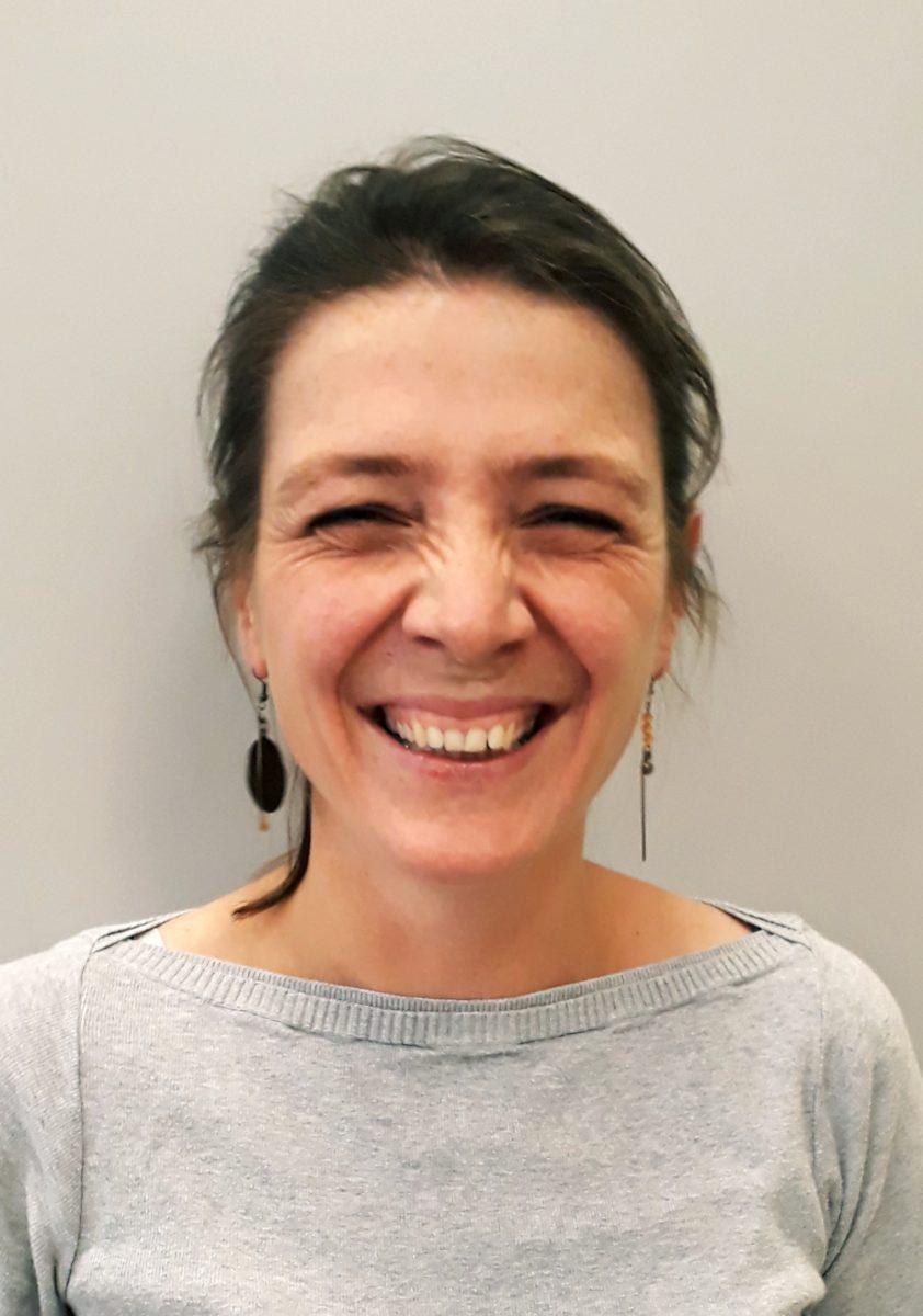 Madame Christelle - Institutrice en 1ème-2ème primaire