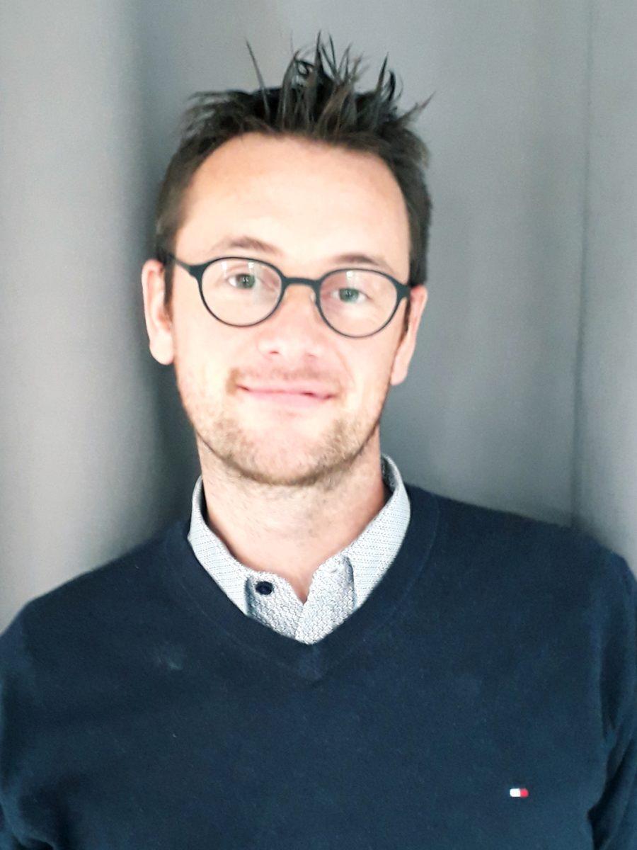 Geoffrey Cormann - Directeur
